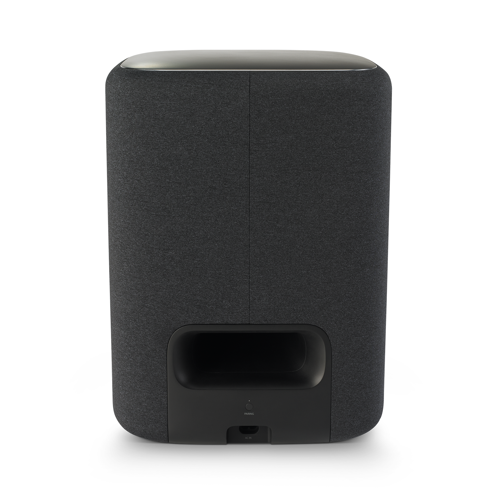 "Enchant Subwoofer - Graphite - 10"" Wireless Subwoofer - Detailshot 1"