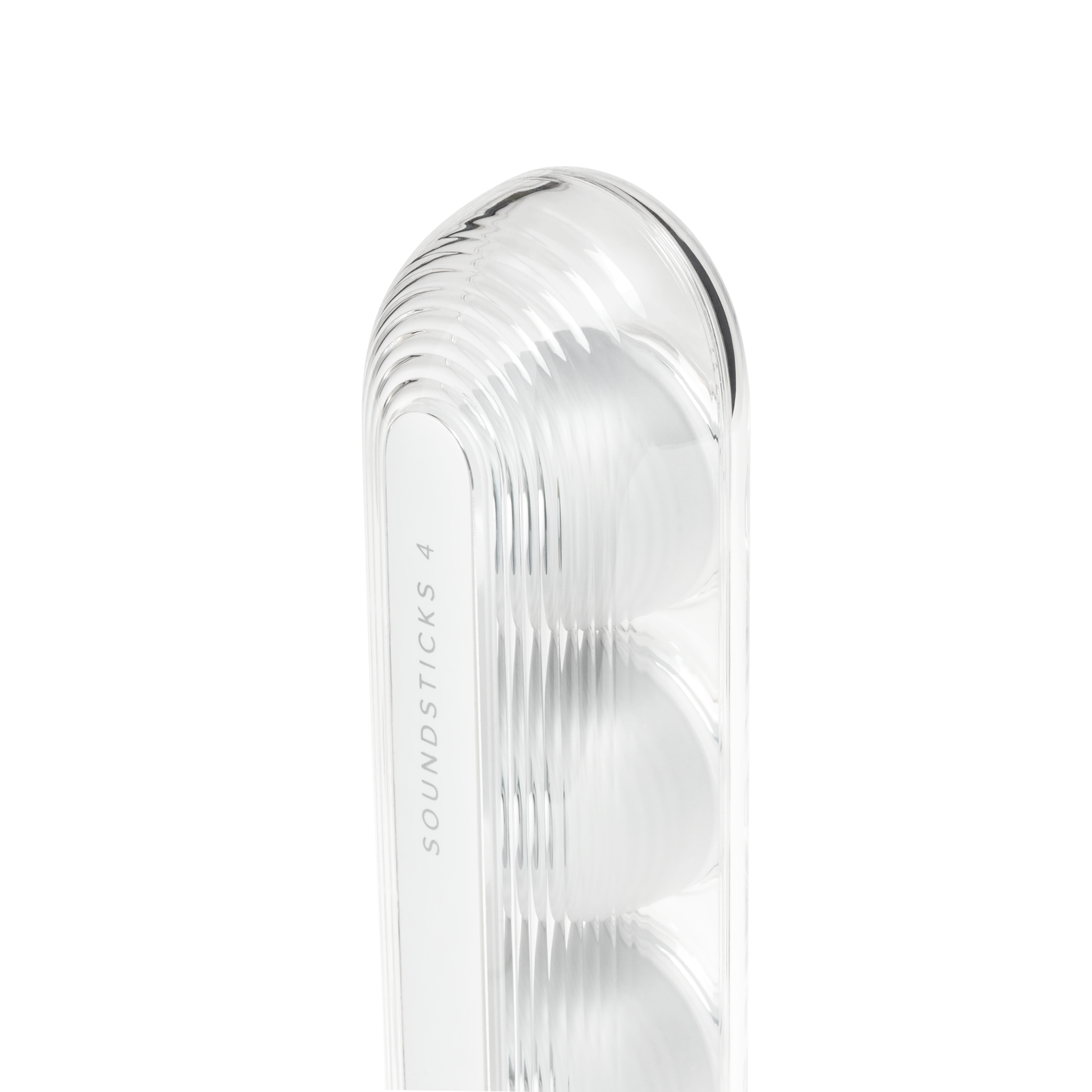Harman Kardon SoundSticks 4 - White - Bluetooth Speaker System - Detailshot 2