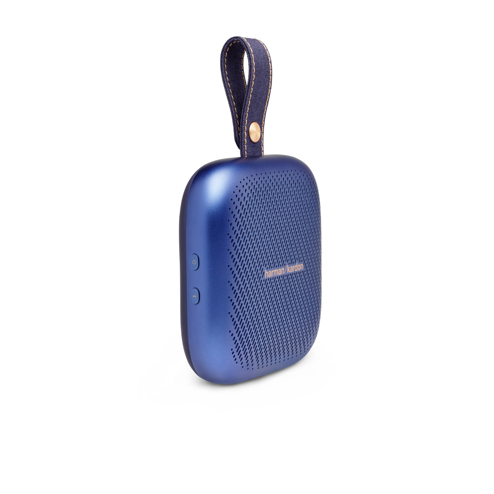 Harman Kardon Neo - Midnight Blue - Portable Bluetooth speaker - Detailshot 2